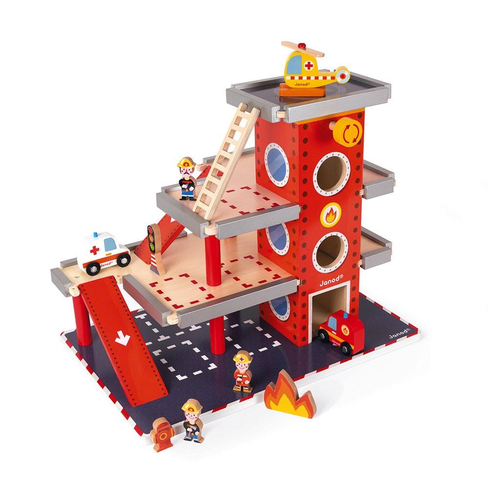 caserne-de-pompiers-bois