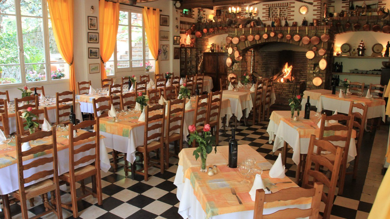 pr u00e9sentation du restaurant et menus  1