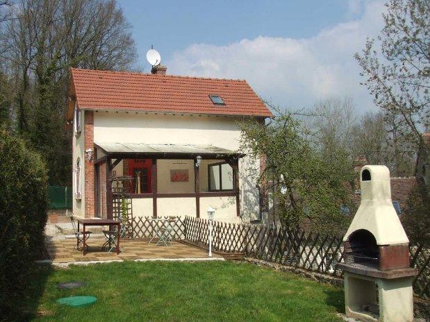 le gite la petite gare - le moulin de lonçeux- eure et loir- hébergement