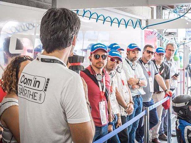 Com'In sarthe 24h of le  Mans