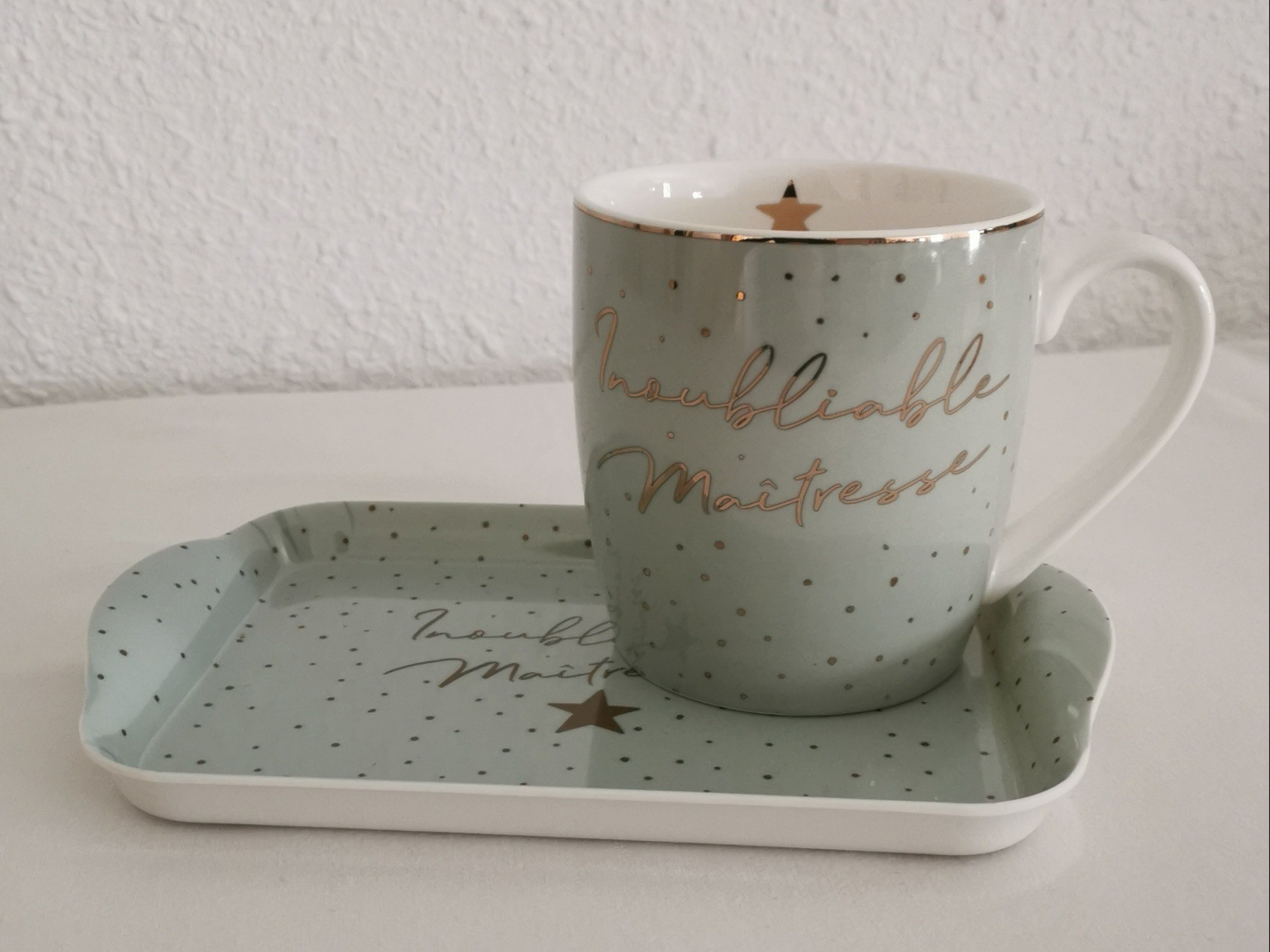 mug inoubliable maîtresse couleurs d'hélène