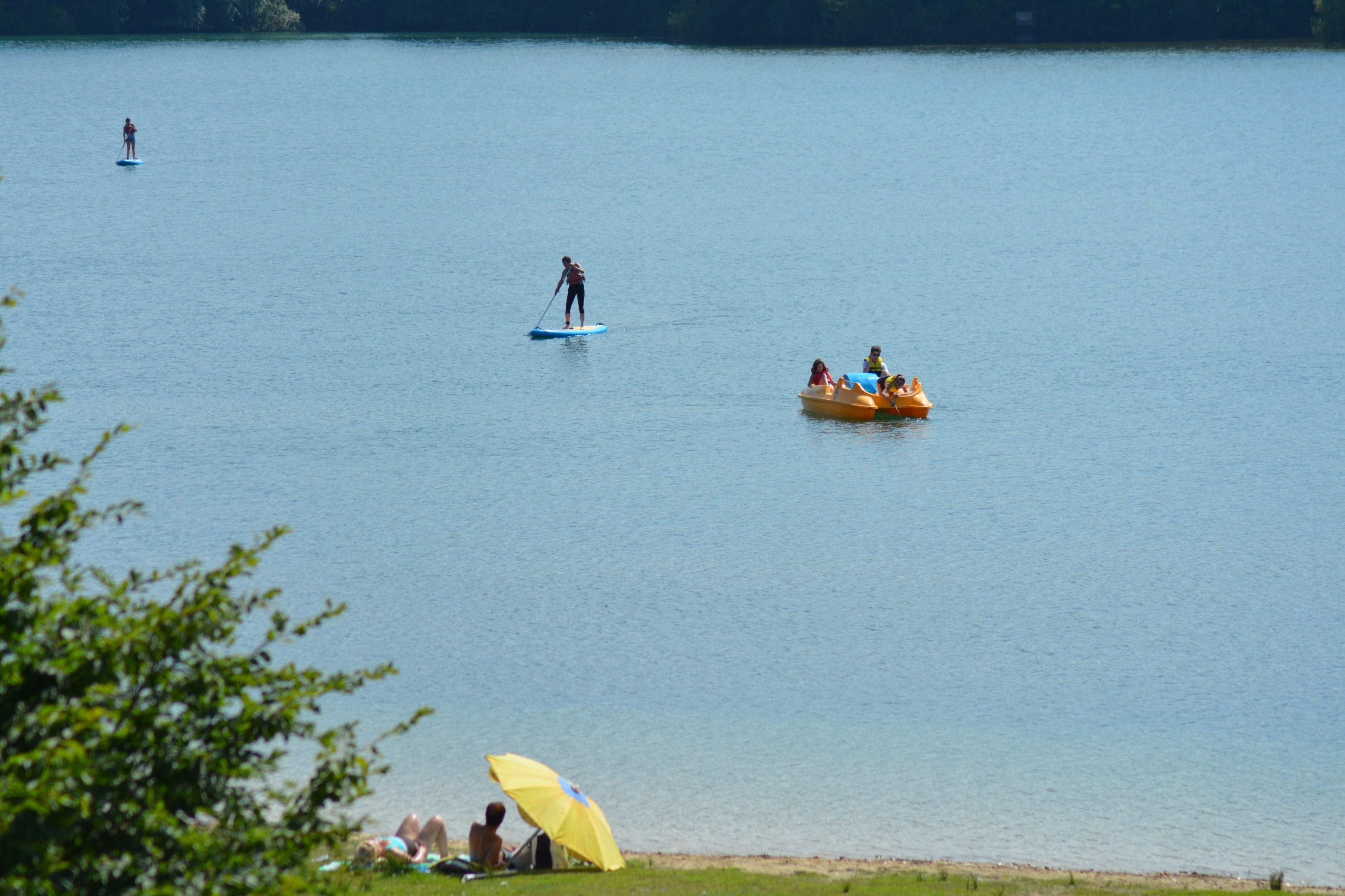 Navigation lac Normandie