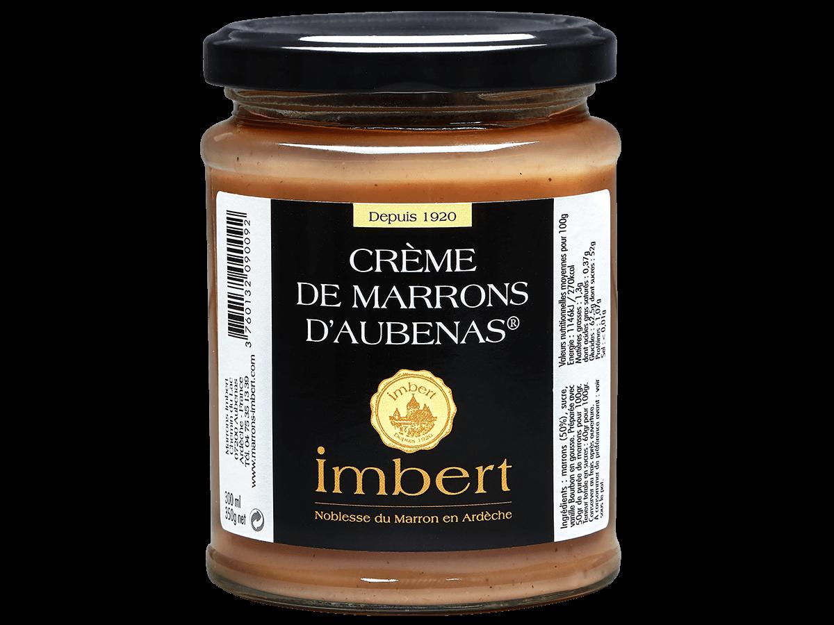 Merveilles et Cie crème de marrons Imbert