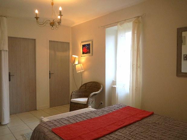Entrée chambre Hérault