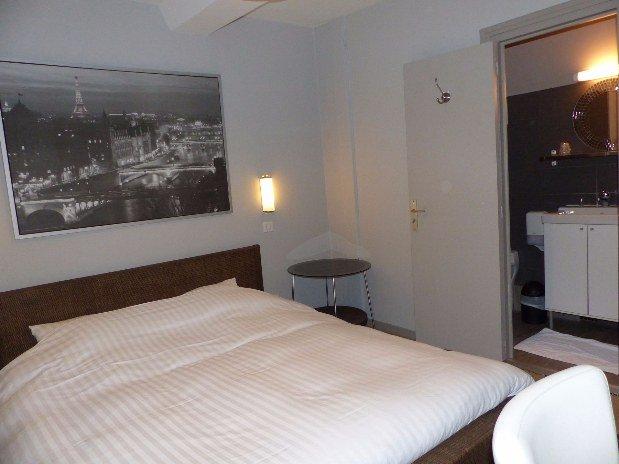 Chambre-Hotel le cochon d'or-Beuzeville-Normandie