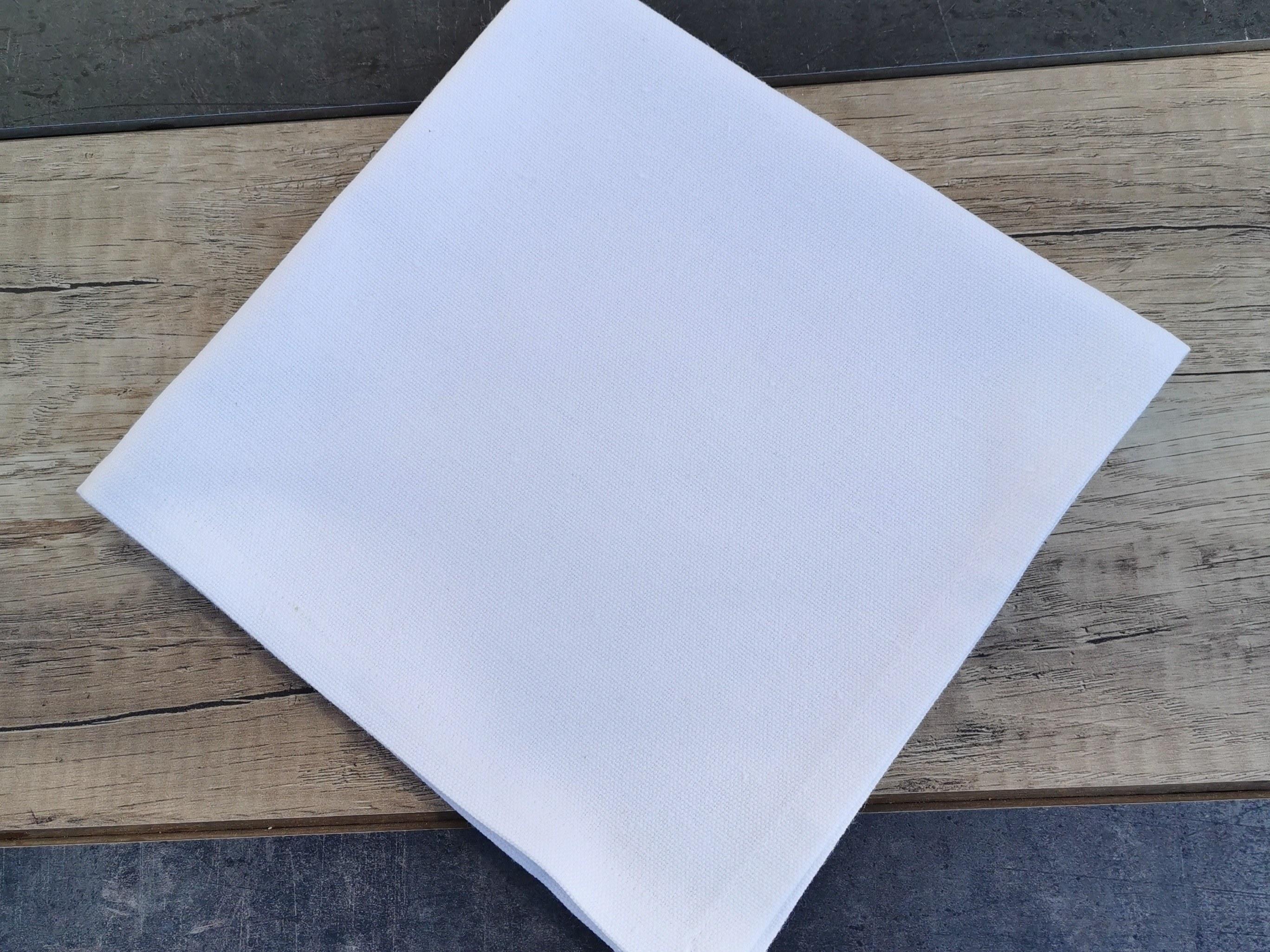 serviettes de table en coton art de la table