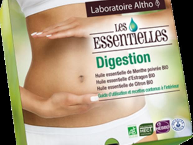 coffret essentielle digestion - les trésors de Valérie - Frauenberg - Moselle