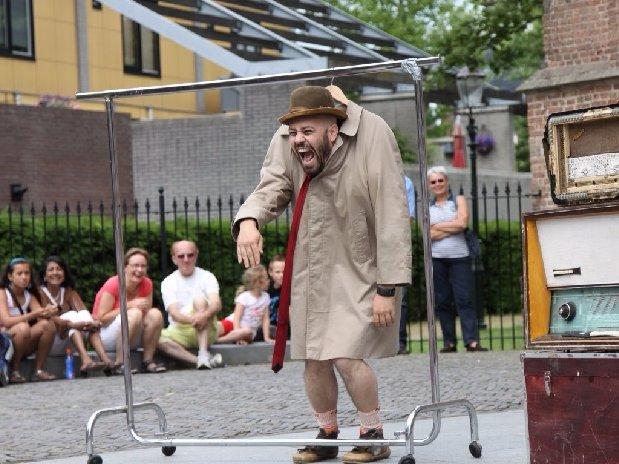 Festival Théâtre de la rue