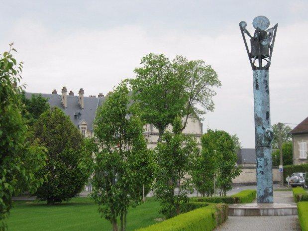 statue Nicolas Appert