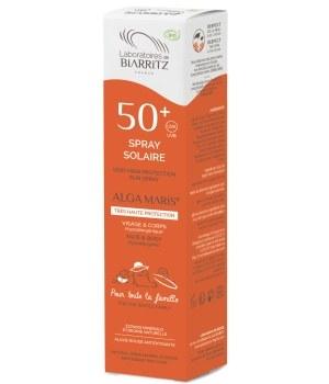 Spray solaire SPF50+  - 150 ml  (format familial)