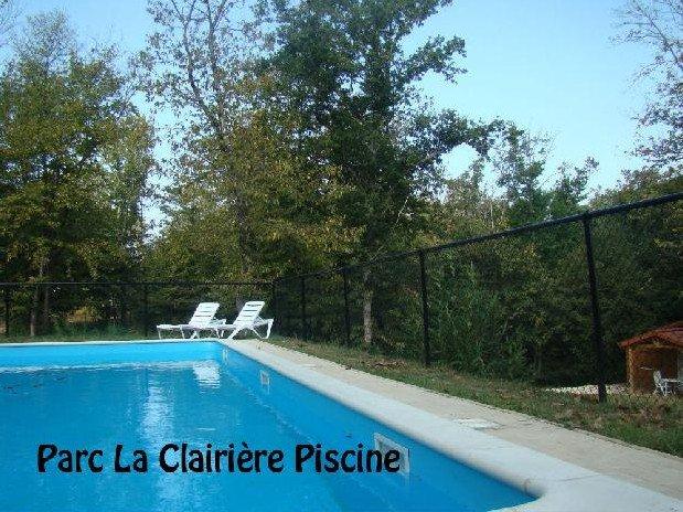 Piscine La Clairière