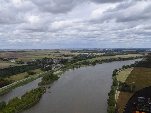 LaMaugerieUlm-Autogire - La Loire
