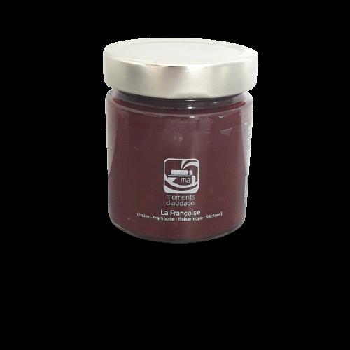 confiture-la-francoise-fraise-framboise-balsamique-sechuan