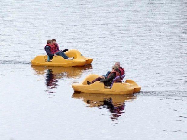 Pourvoirie du lac blanc saint alexis des monts equipements nautiques