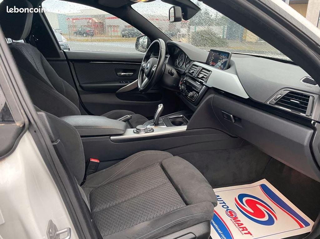 BMW Série 4 430D 3.0D 258CH MSPORT