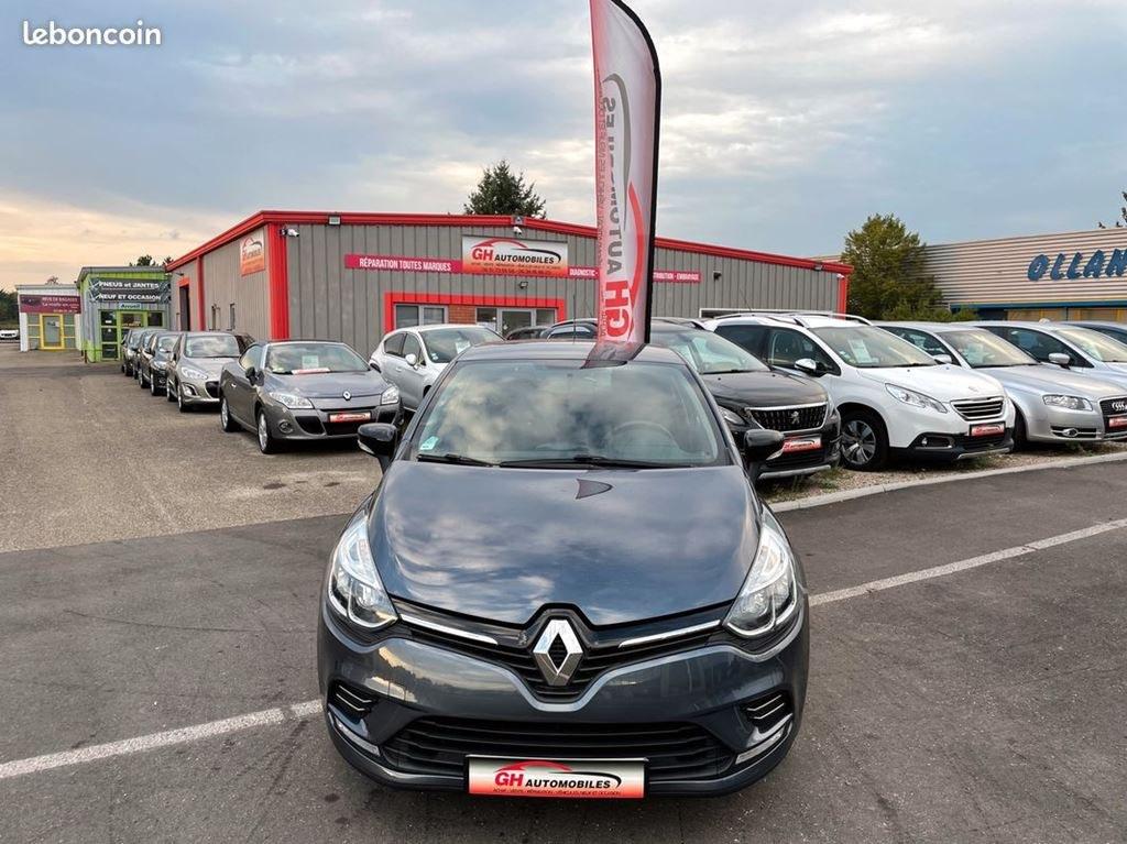Renault Clio 4 1.5DCI 90CV 5RKJ0A