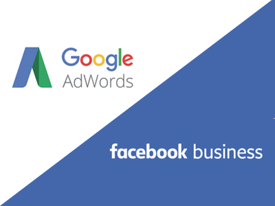 facebook y adwords