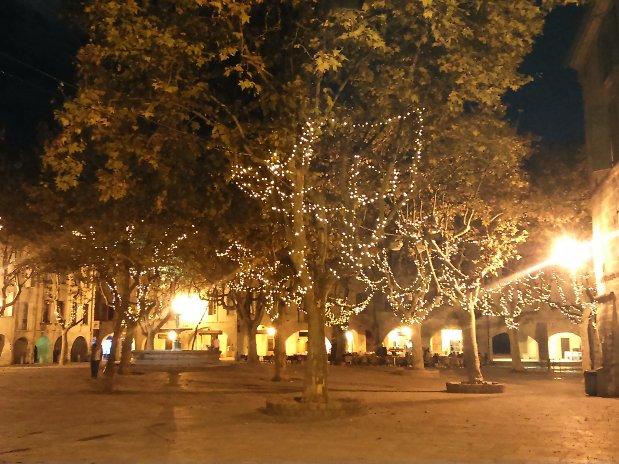 La Bastide des pins Uzès place