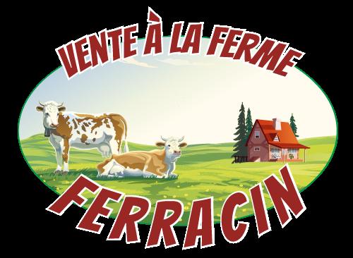 logo Ferracin vente directe de viande de bovin à la ferme à Soulaures