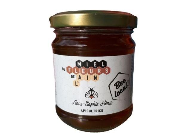 produit-fleurs-de-l'ain Anne-Sophie Herin : votre apicultrice à Lagnieu
