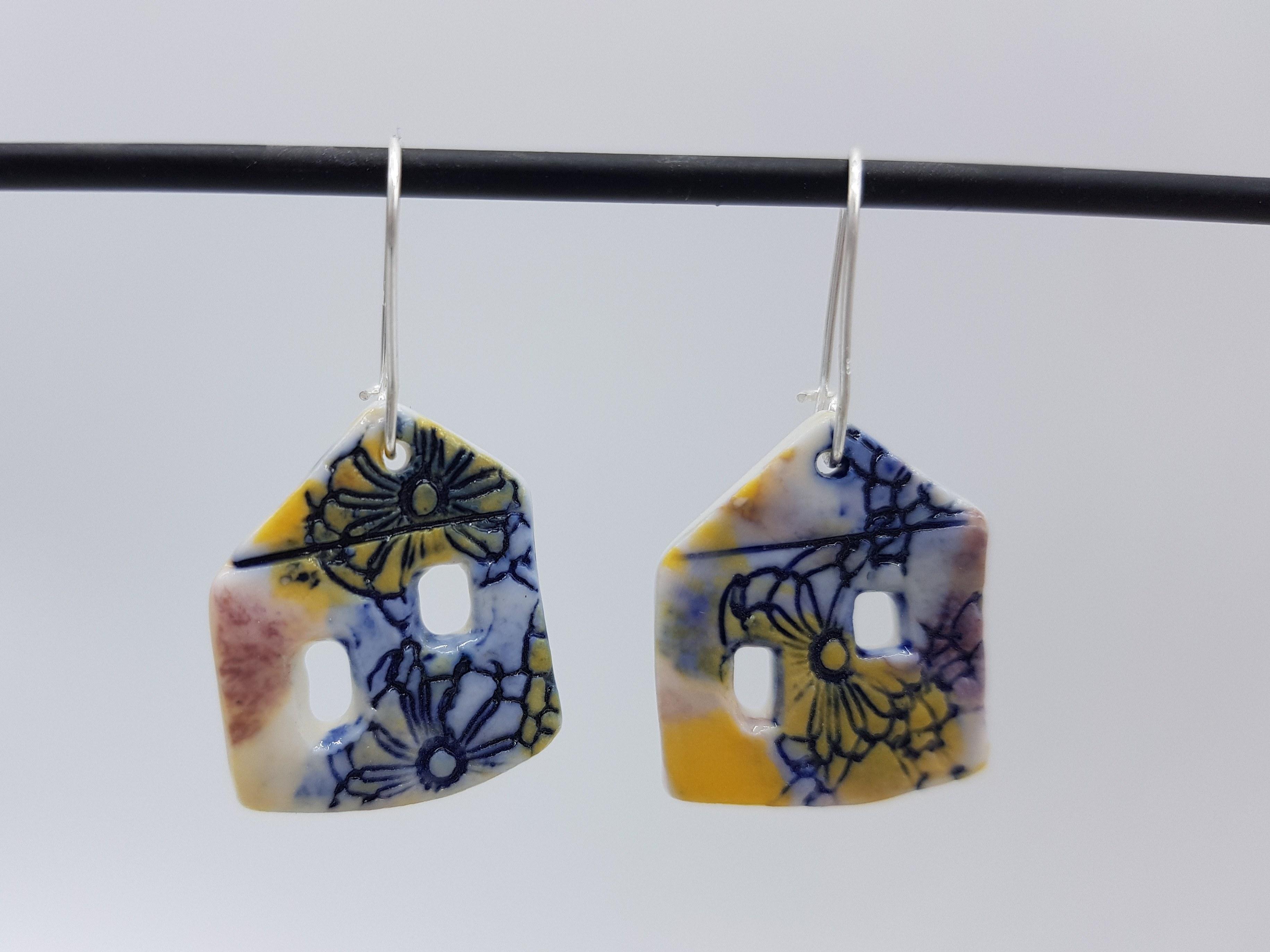 Boucles d'oreilles Maison - Collection Burano