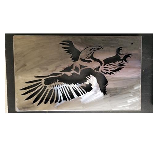 Tableau-aigle-royal-