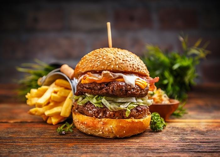 Découvrez notre burger Yaoundé