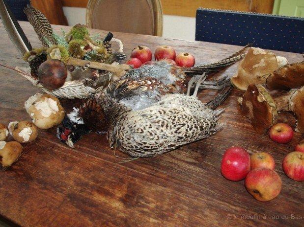 Table d'hôtes moulin bas pezé chambord