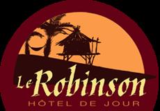 Logo Le Robinson Love Hotel Belgique Hotel de Jour