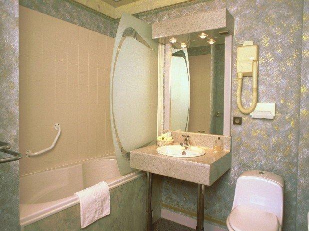 Salle de bain-chambre-Supérieure-Prestige