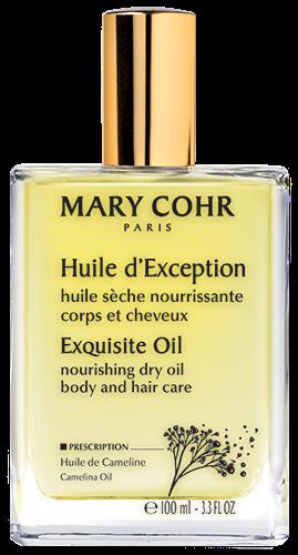 huile d'exception