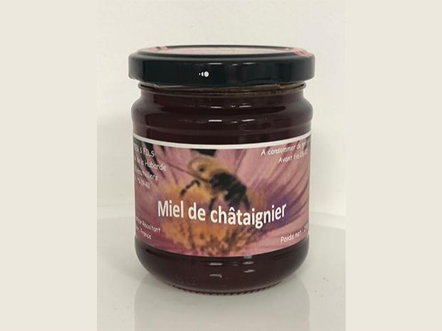 miel-chataignier-miel-artisanal-champagne