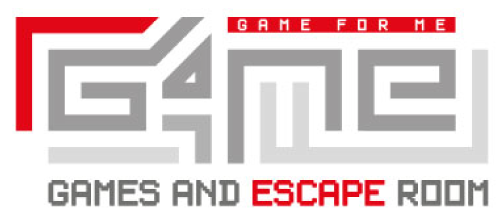 logo G4ME FOR ME Jeux vidéos actuels et Rétro Gaming à Montpellier