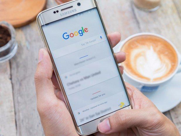 site mobile Google