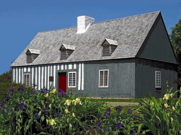 Site historique de La Maison Lamontagne-Rimouski