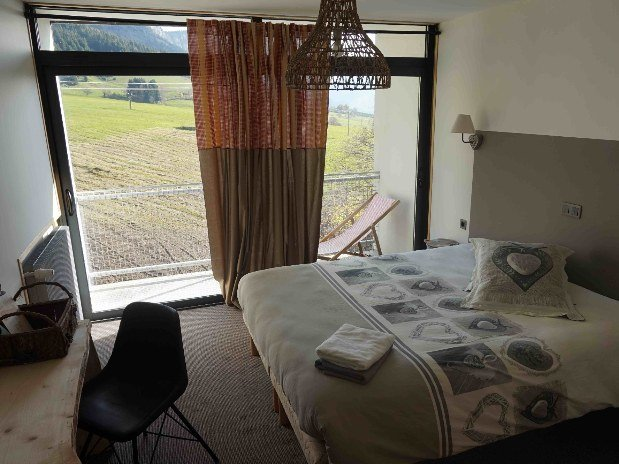 hotel-dans-le-Vercors-chambre-double