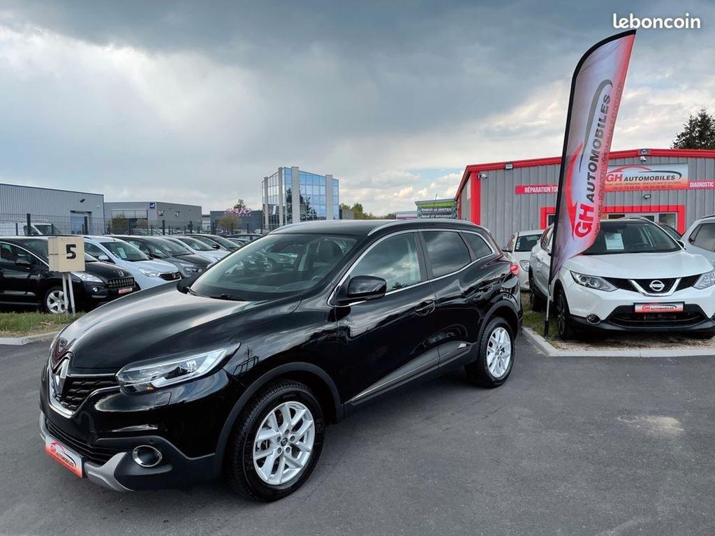 Renault Kadjar 1.6DCI 4WD 130CV INTENS