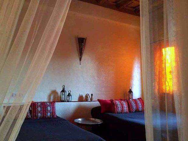 Hotel Kanz Erremal Maroc