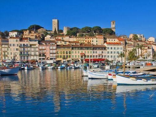 Découvrez Cannes