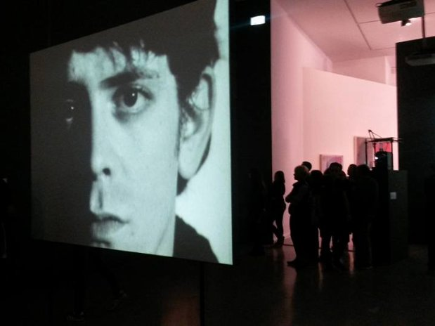 art contemporain lou reed