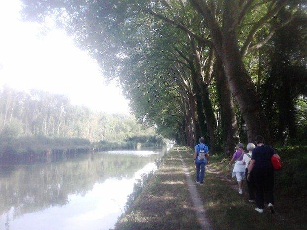 GR et canal