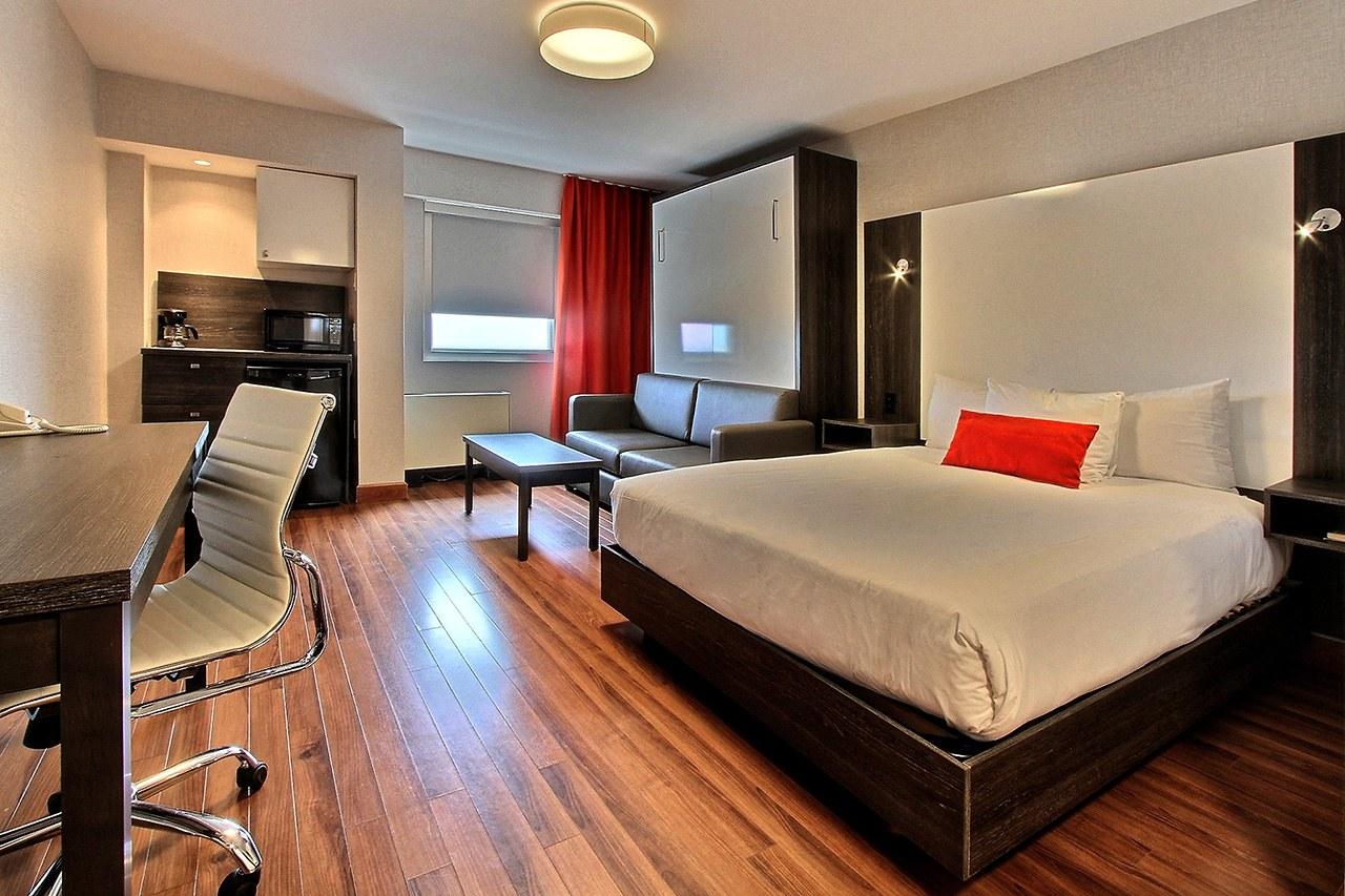 Hotel-boulevard-laurier-quebec-queen-escamotable