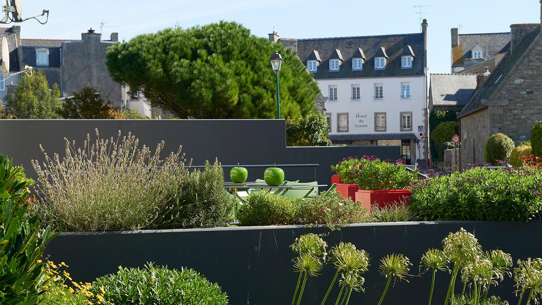 Hotel Du Centre Roscoff