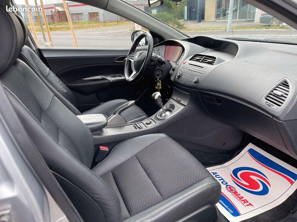 Honda Civic 2.2CDTI 140CV FK312