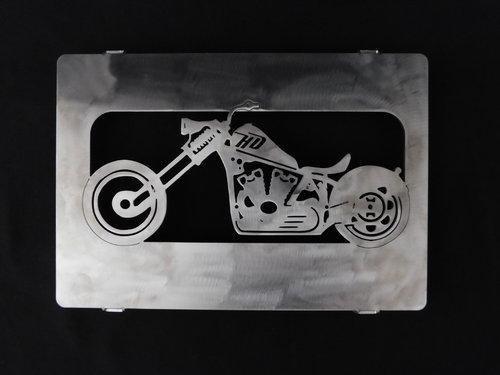 Tableau ou Dessous de plat Harley Davidson