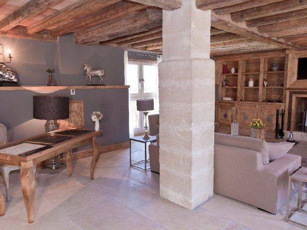 salon le bastidon maison privative luxe provence