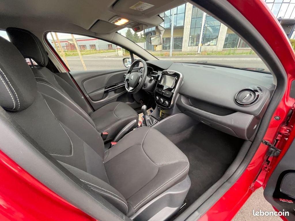 Renault Clio 4 1.5DCI 75CV 5R040H