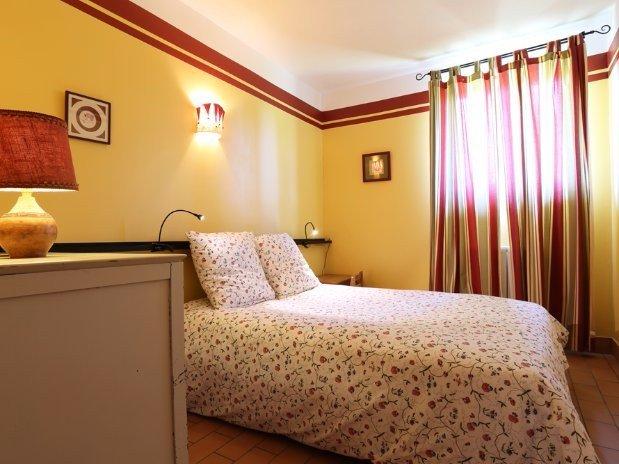 The Cocoon bedroom