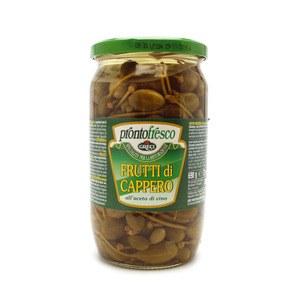 Fruits du câprier (câprons) bocal