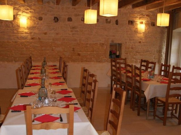grande salle-accueil groupes-restaurant le papy's-nevers